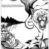 Thumbnail image for Poetry Comics! Traci Brimhall & Eryn Cruft