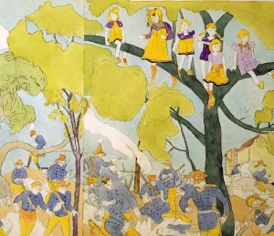 Post image for Some Works by Henry Darger