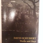 Post image for Some David Schubert Poems You May Not Know
