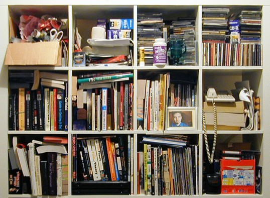 Post image for The Bookshelf