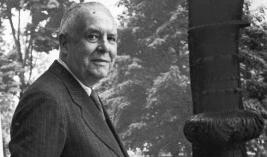 Post image for Poem of the Week: Wallace Stevens