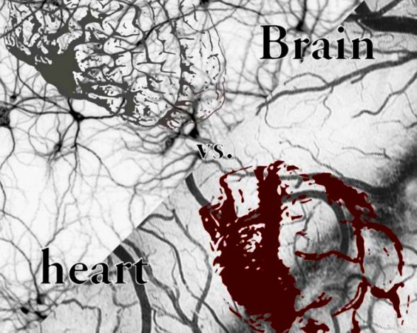 Post image for Brain vs. heart