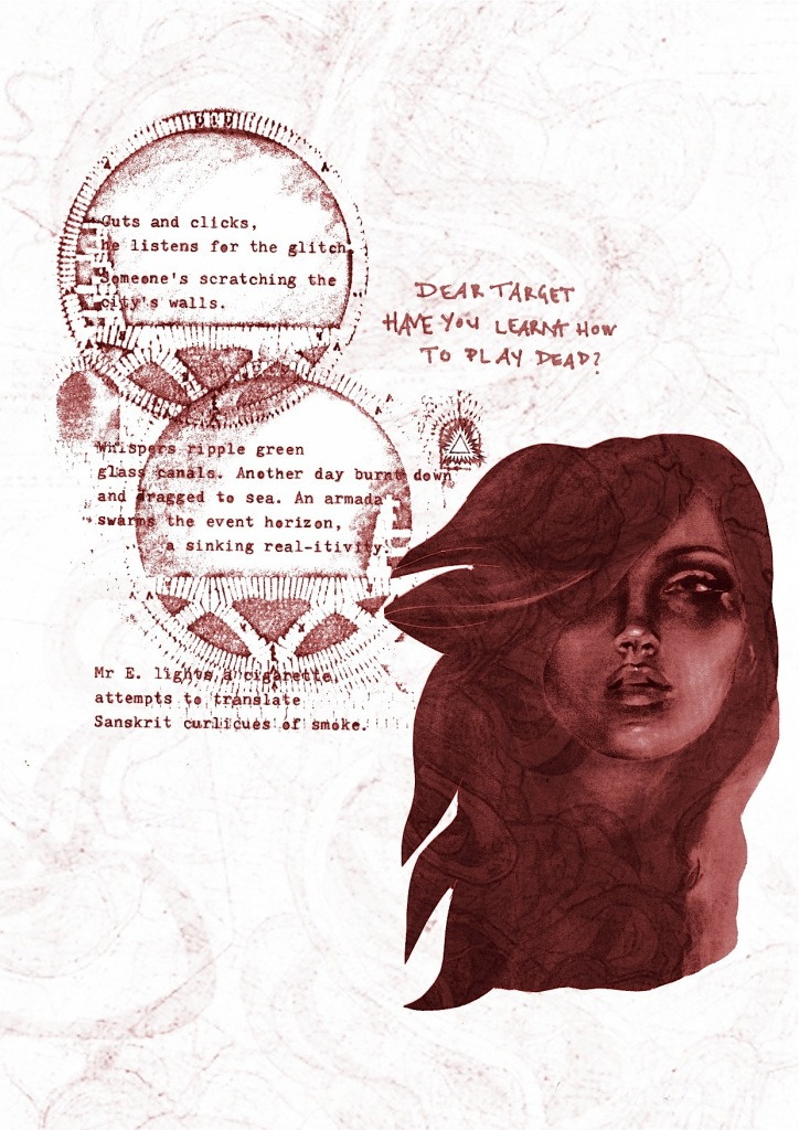 Post image for Poetry Comics! Tamryn Bennett: Connecting Comics and Poetry