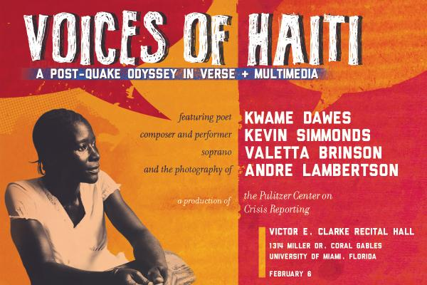 Post image for Voices of Haiti