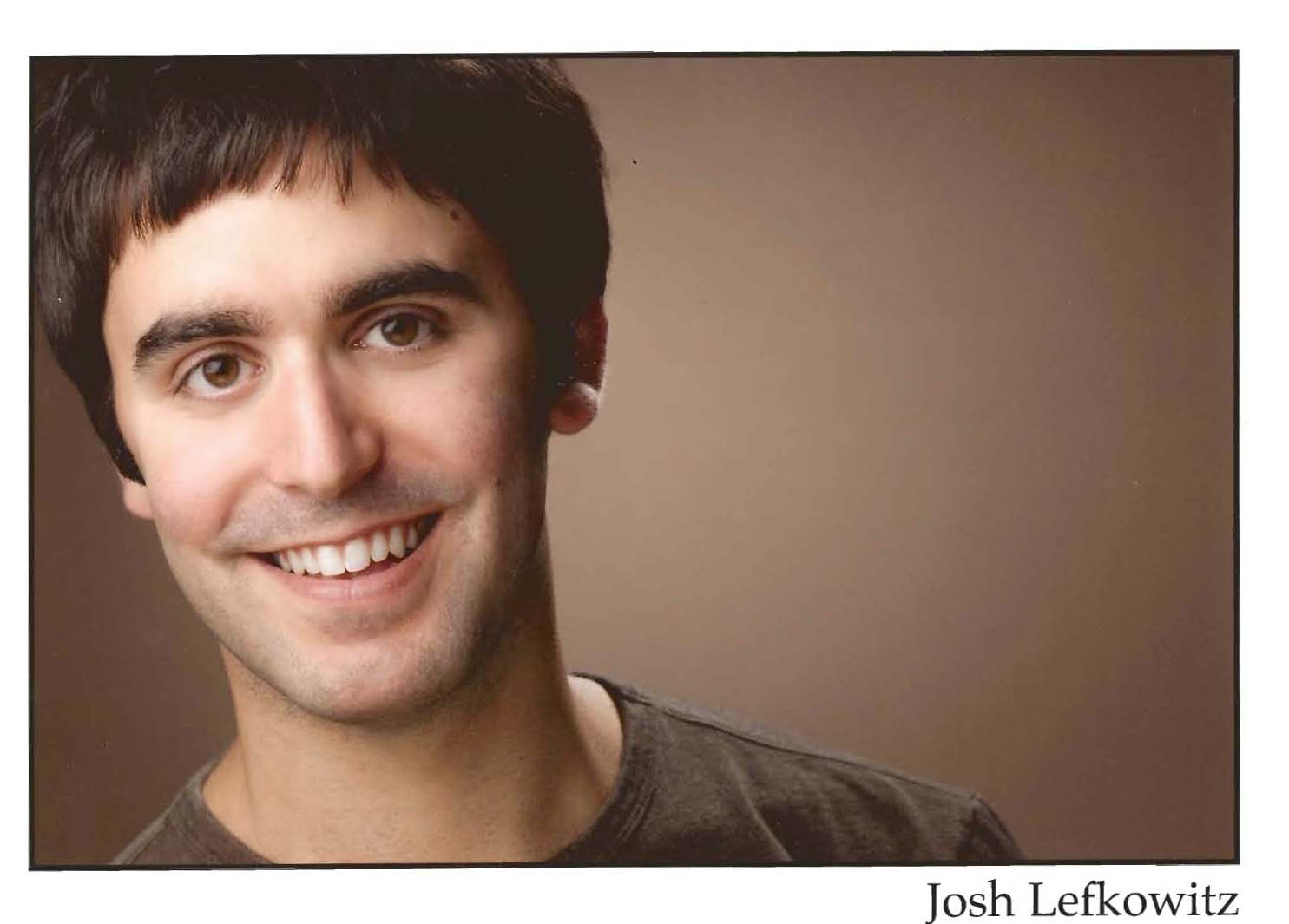 Post image for Poem of the Week: Josh Lefkowitz