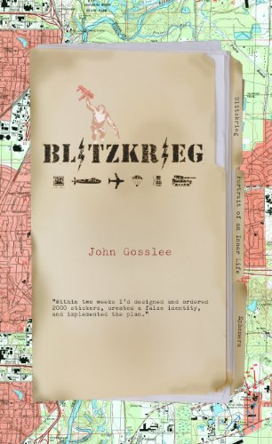 Post image for Rutherford, New Jersey's Secret Post-Office: a review of John Gosslee's Blitzkrieg