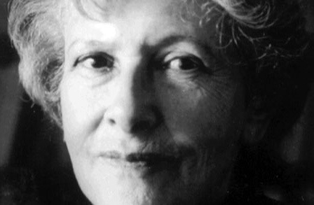 Post image for Forgotten Poet of the Day: Denise Levertov